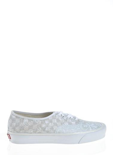 Vans Ua Authentic Jacquard Lx Beyaz